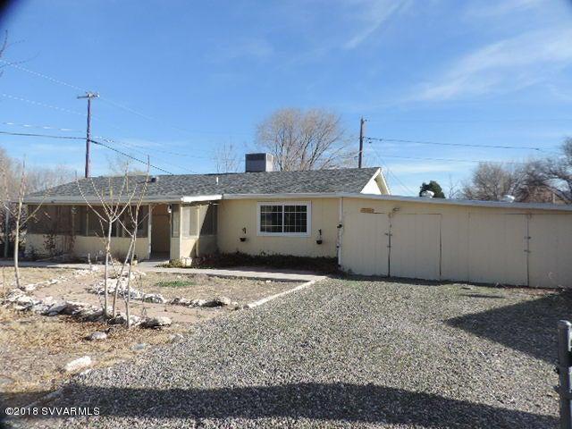 3497 E Aberdovey Drive Camp Verde, AZ 86322
