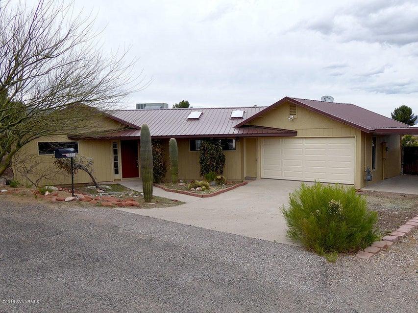 2202 E Wren Circle Cottonwood, AZ 86326