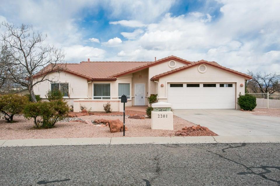 2201  Gerrysue Drive Clarkdale, AZ 86324