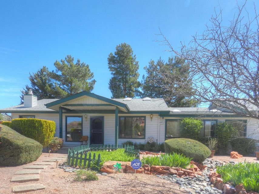 10 Broken Lance Way Sedona, AZ 86351