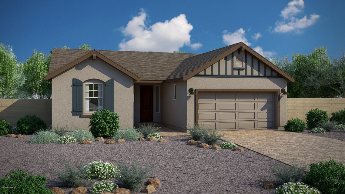 416 Powder Box Rd Clarkdale, AZ 86324 - MLS #: 515362