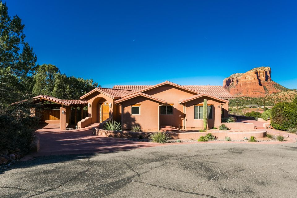 40  Canyon Ridge Circle Sedona, AZ 86351