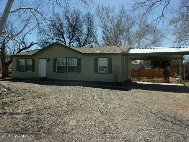 3587 E Ripple Rd Camp Verde, AZ 86322