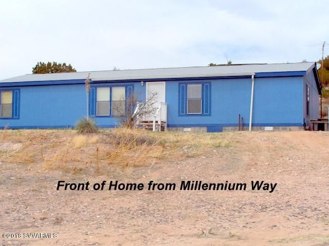 3260 E Millennium Way Lake Montezuma, AZ 86342