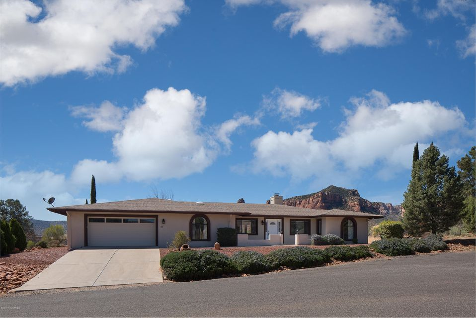 95 Concho Way Sedona, AZ 86351