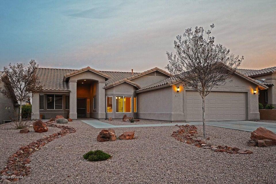 6310 E Distant View Court Cornville, AZ 86325