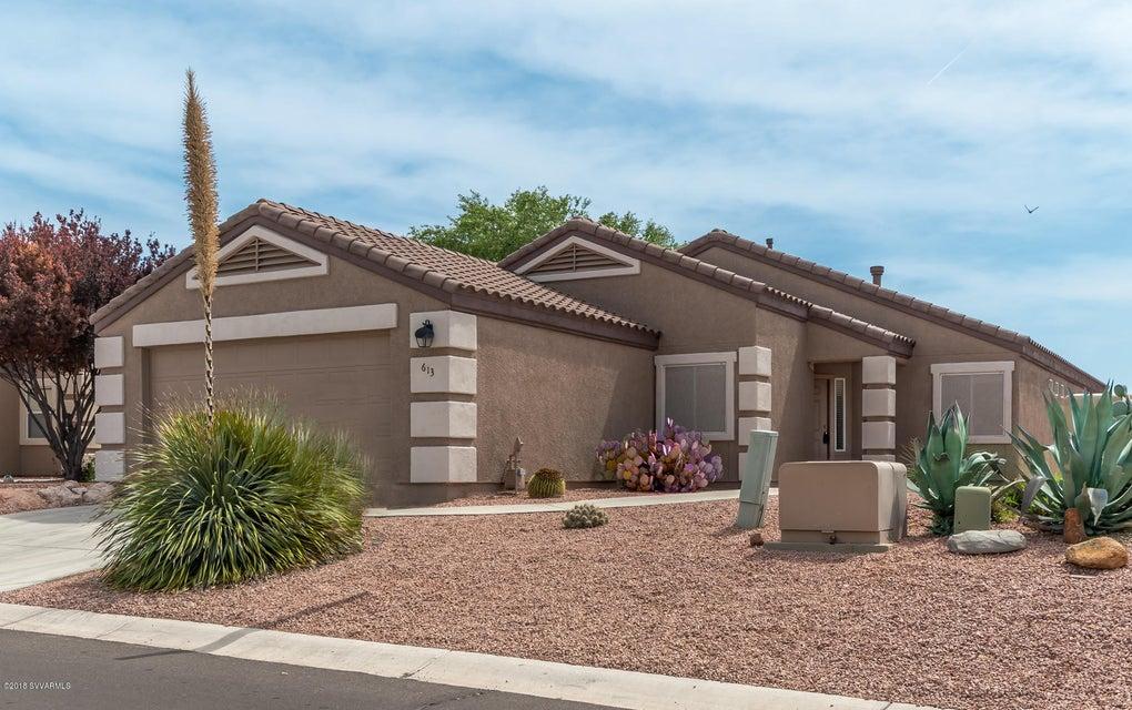 613 S Santa Fe Tr Cornville, AZ 86325