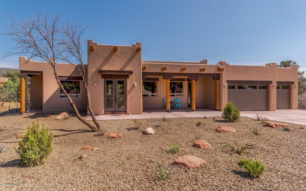 70 Suncliffe Drive Sedona, AZ 86351