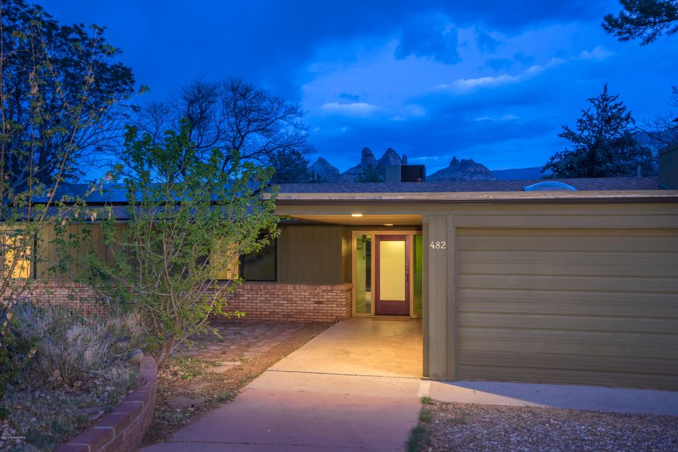 482  Smith Rd Sedona, AZ 86336