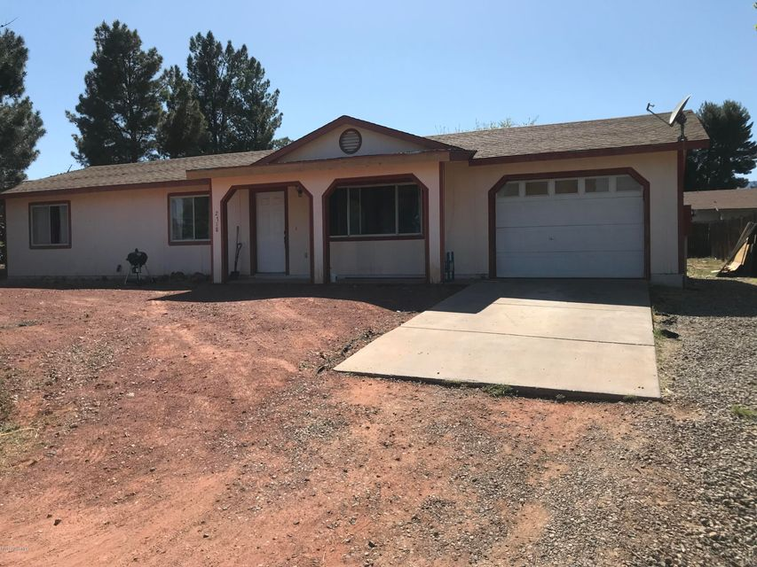 2718  Cliff View Drive #2 Cottonwood, AZ 86326