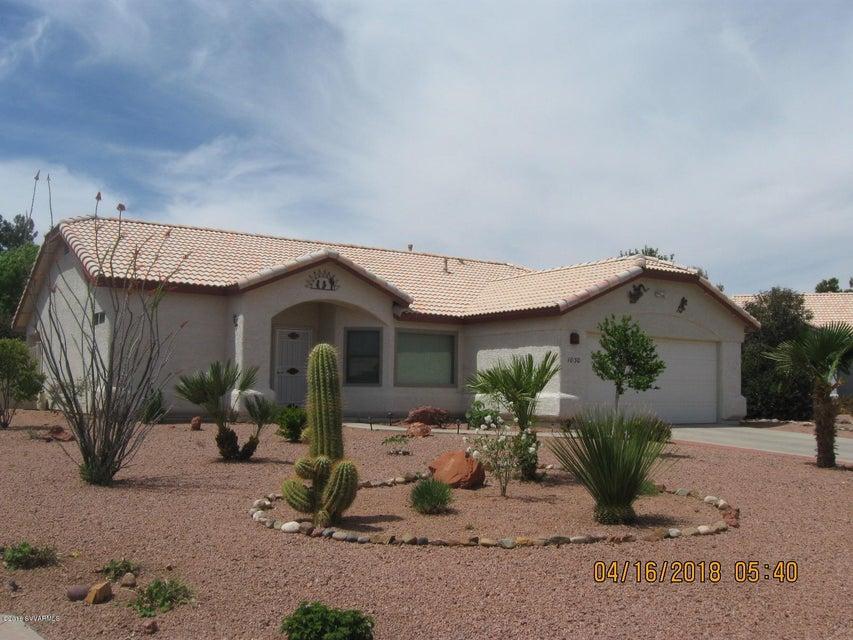 1030 S Vista Grande Drive Cottonwood, AZ 86326