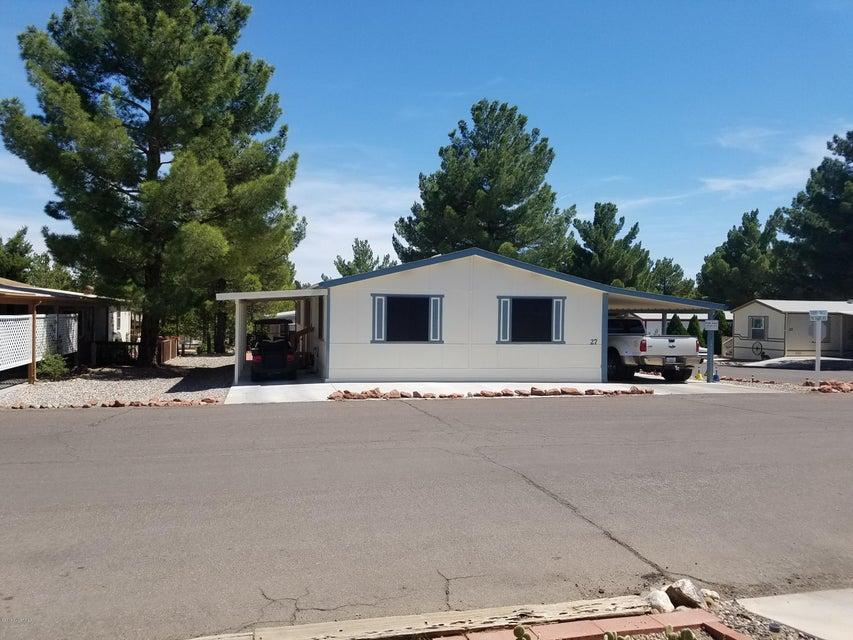 2050 W State Route 89A #27 Cottonwood, AZ 86326
