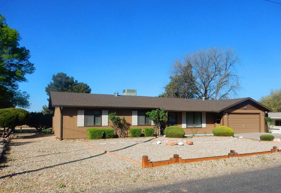 3625 E Rimrock Drive Rimrock, AZ 86335