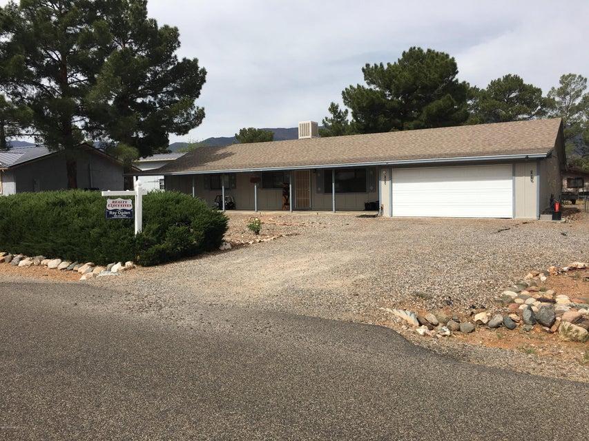 1872  Carpenter Lane Cottonwood, AZ 86326