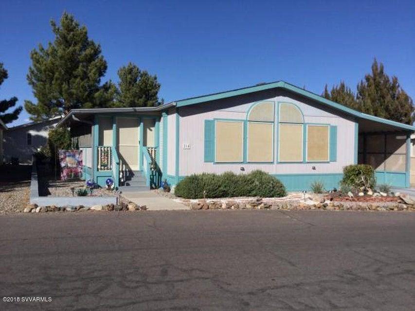 2050 W State Route 89A #214 Cottonwood, AZ 86326