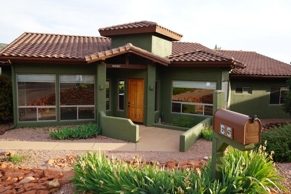 65 Alta Vista Drive Sedona, AZ 86351