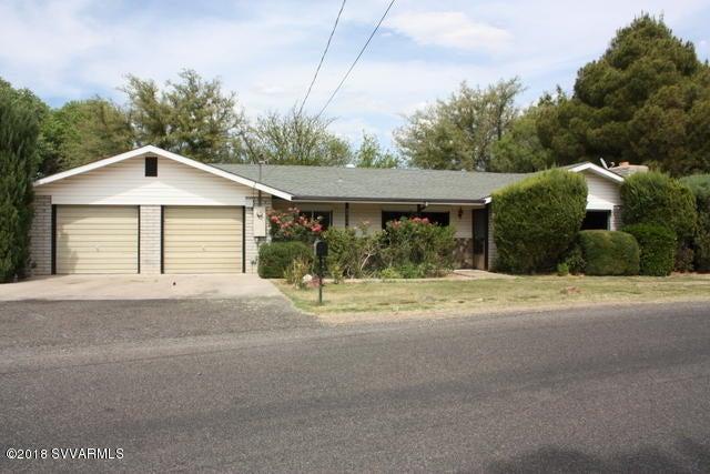 3564 E Rimrock Drive Rimrock, AZ 86335
