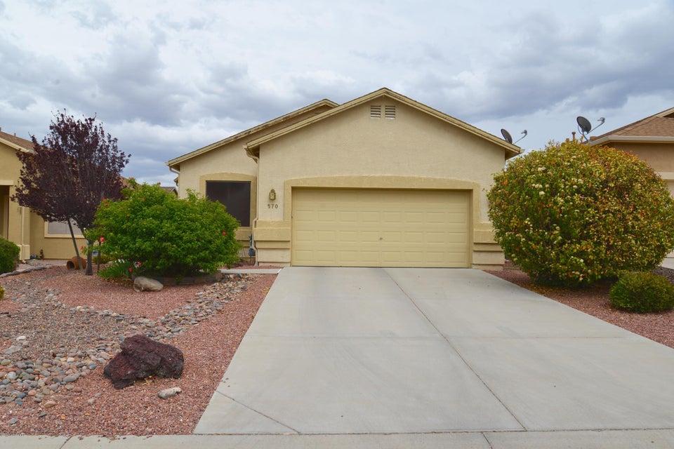 570 S Elk Ridge Drive Camp Verde, AZ 86322