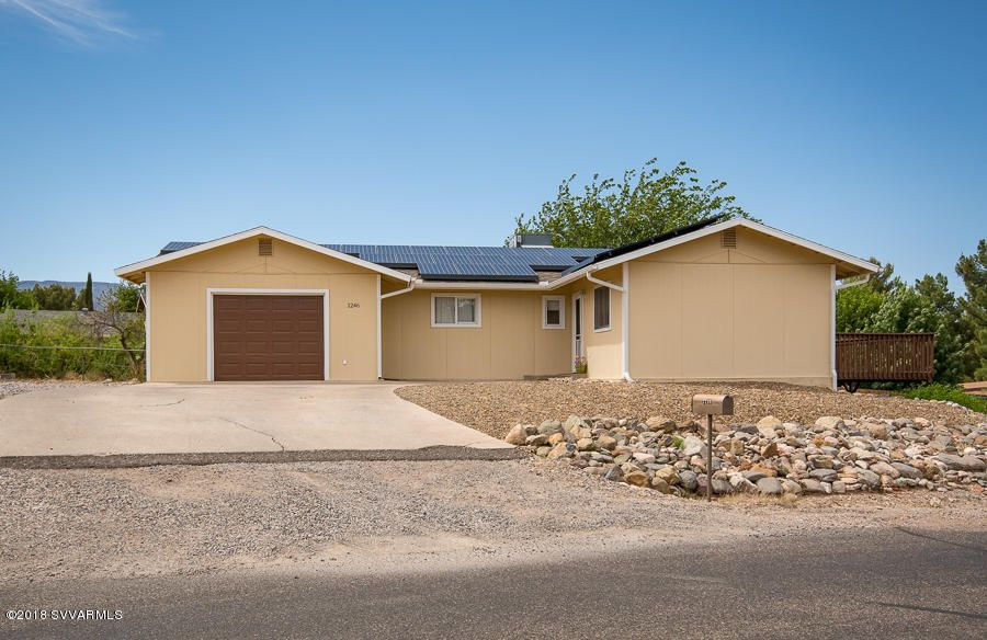 1246  Navajo Drive Cottonwood, AZ 86326