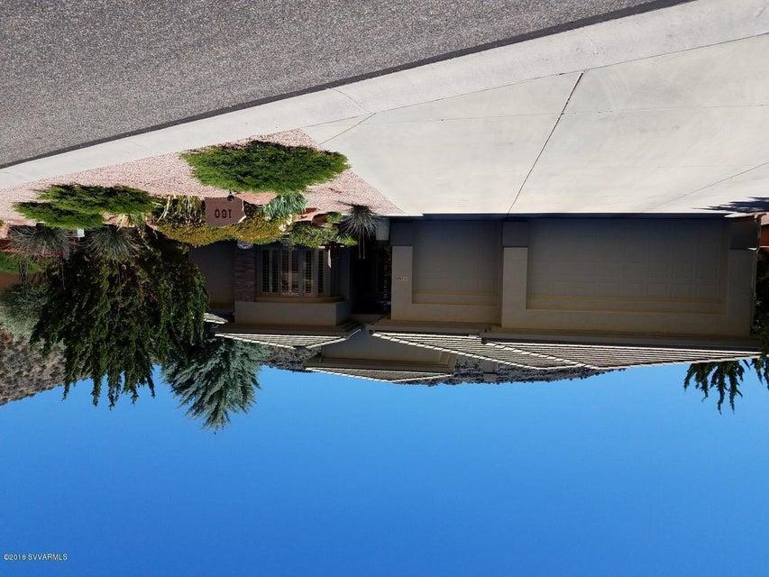160  White Tail Drive Sedona, AZ 86351