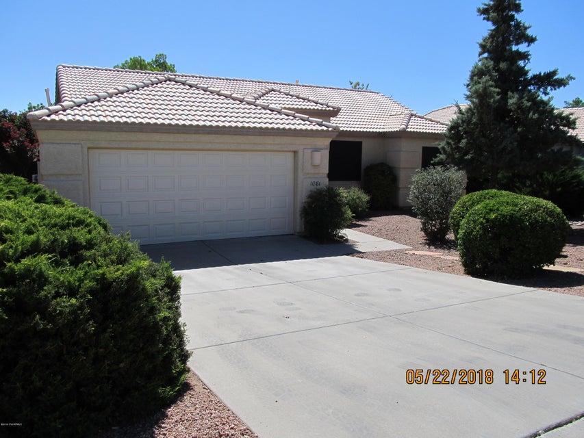 1081 S Vista Grande Drive Cottonwood, AZ 86326