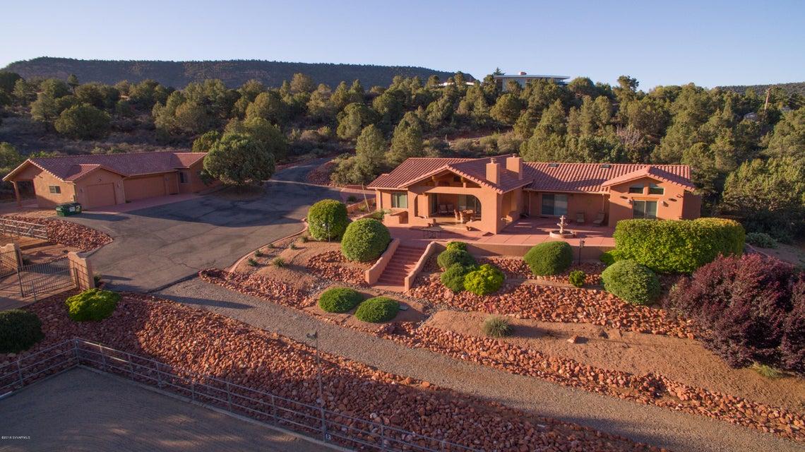 40 Canyon Ridge Circle Sedona, AZ 86351