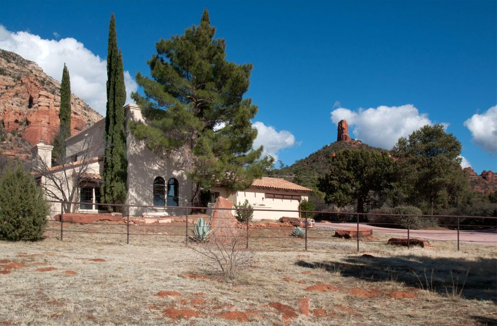3390 Chimney Rock Lane Sedona, AZ 86336