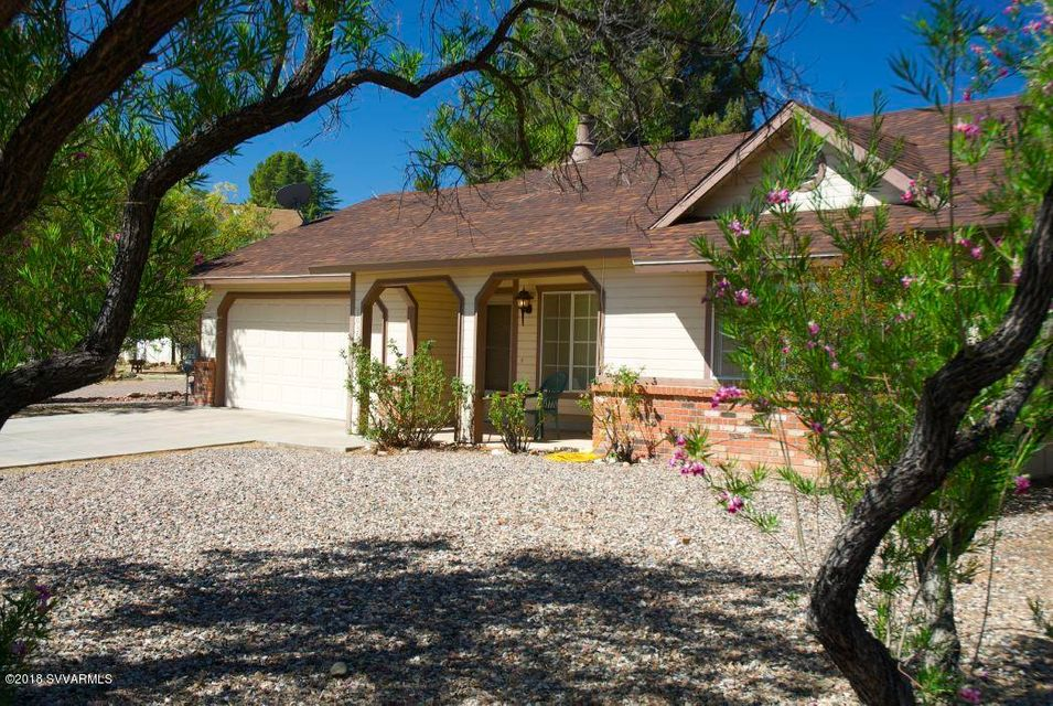 1035 Brook Hollow Drive Cottonwood, AZ 86326