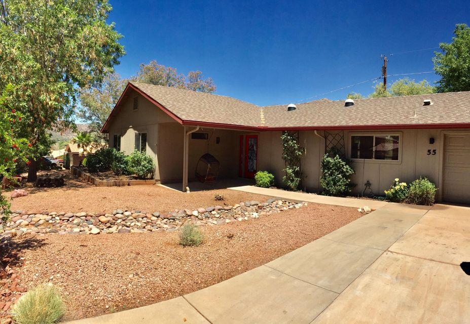 55 Wild Horse Mesa Drive Sedona, AZ 86351