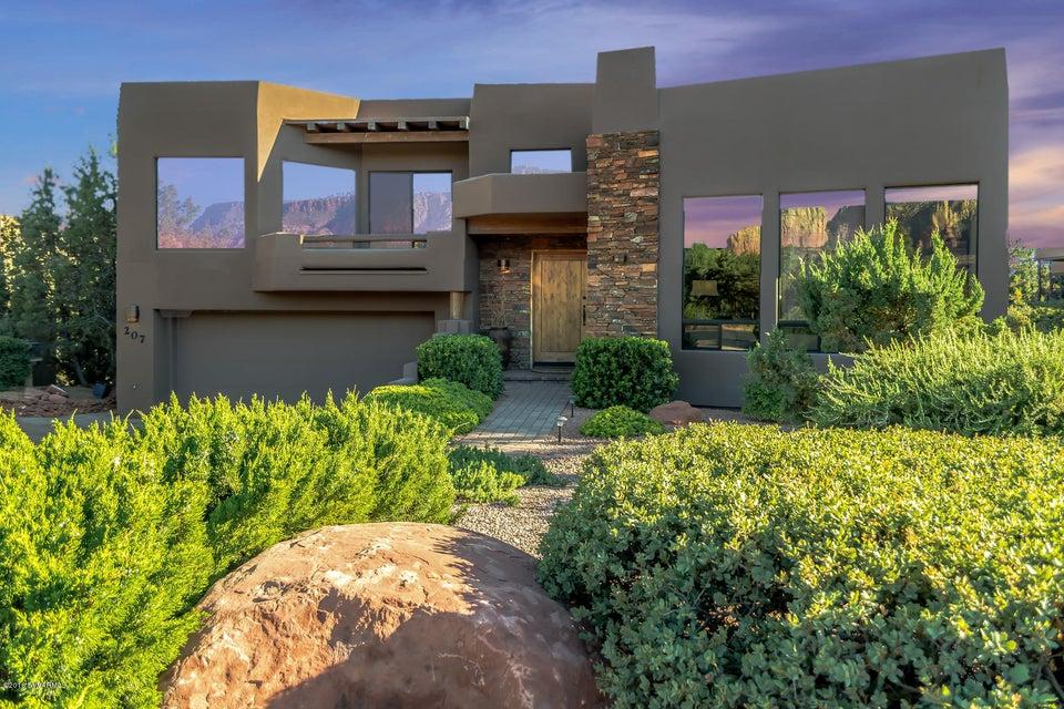 207  Calle Francesca Sedona, AZ 86336