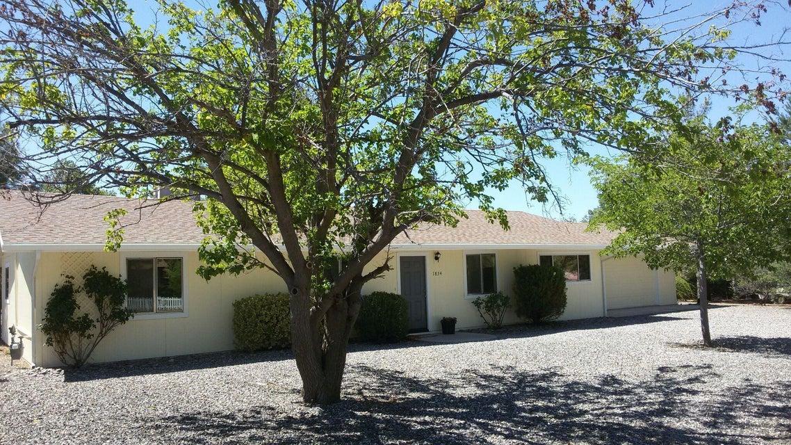 1834 S Hill Top Drive Cottonwood, AZ 86326