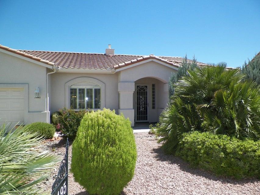 1495 E Ridgeview Drive Cottonwood, AZ 86326