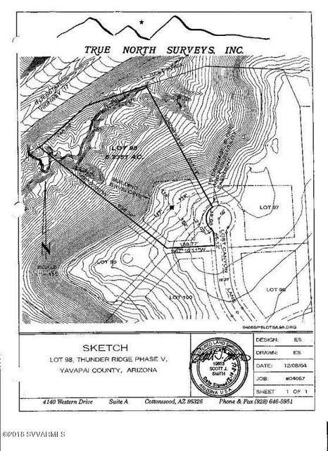 6920 N Lost Canyon Rimrock, AZ 86335
