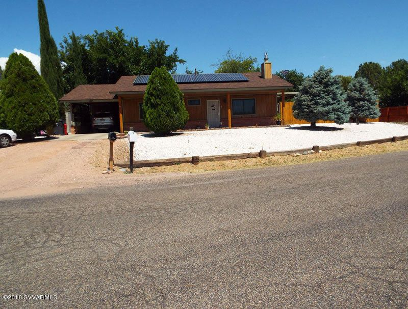 4112 E Sabino Tr Cottonwood, AZ 86326