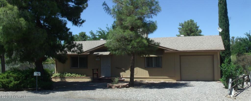 1100 Ridge Circle Cottonwood, AZ 86326