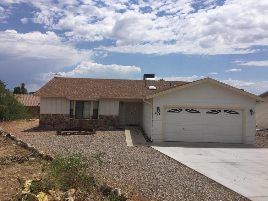 1411 E Foy Drive Clarkdale, AZ 86324