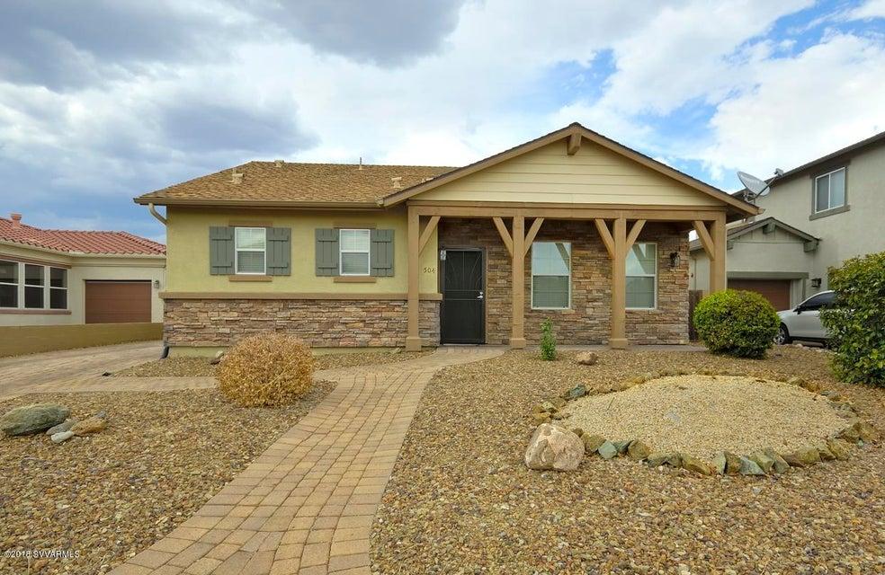 504 Kindrick Drive Clarkdale, AZ 86324