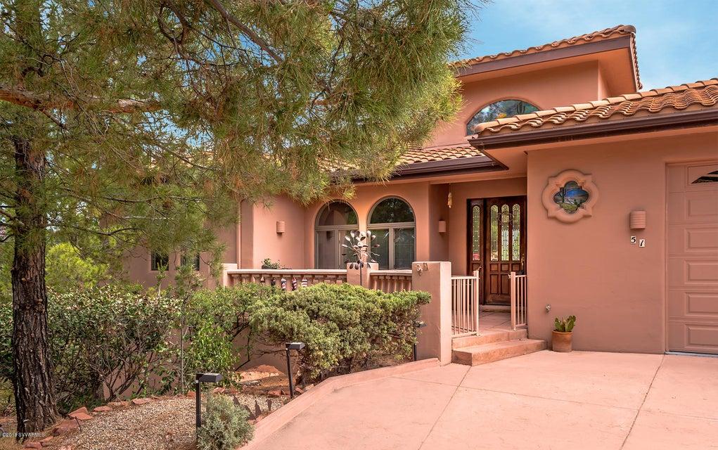 51 Les Springs Drive Sedona, AZ 86336