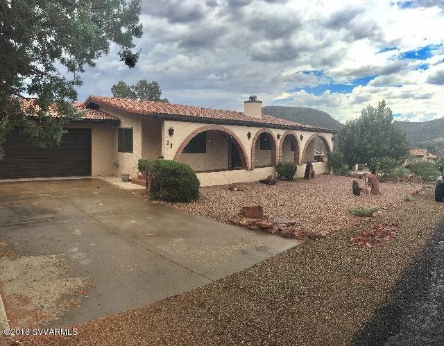 25 Sky Trail Drive Sedona, AZ 86351