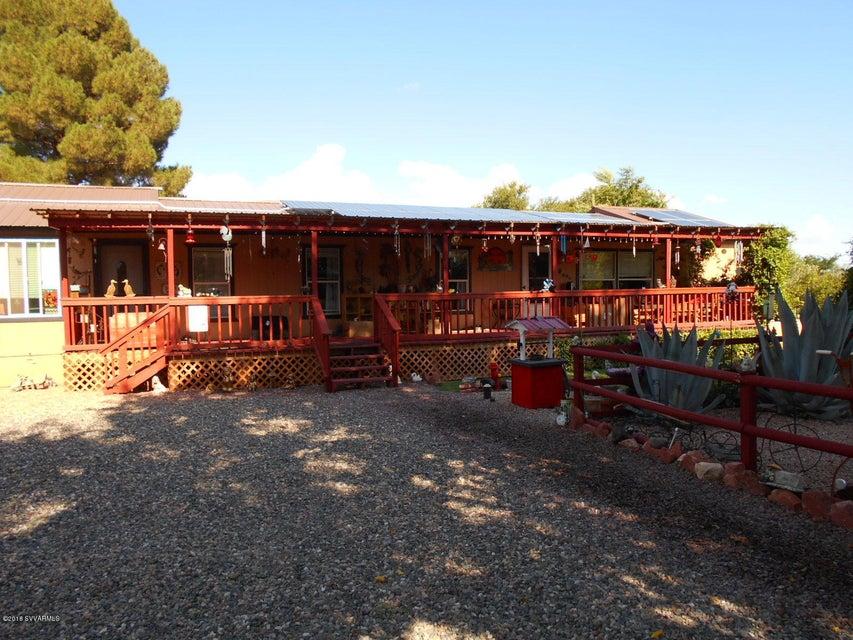 2555 N Mustang Lane Camp Verde, AZ 86322