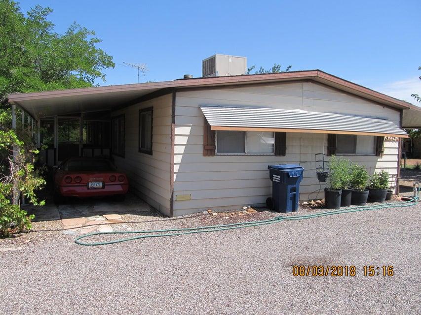 3252 E Colorado Drive Cottonwood, AZ 86326