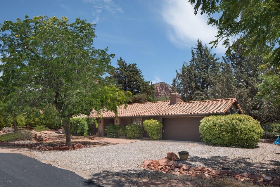 62 Vista Bonita Drive Sedona, AZ 86336