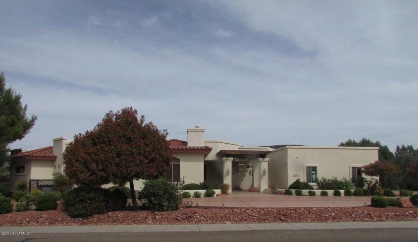 201 E Saddlehorn Rd, Sedona, AZ 86351