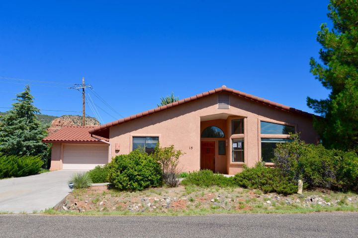 15 Glenbar Drive, Sedona, AZ 86351