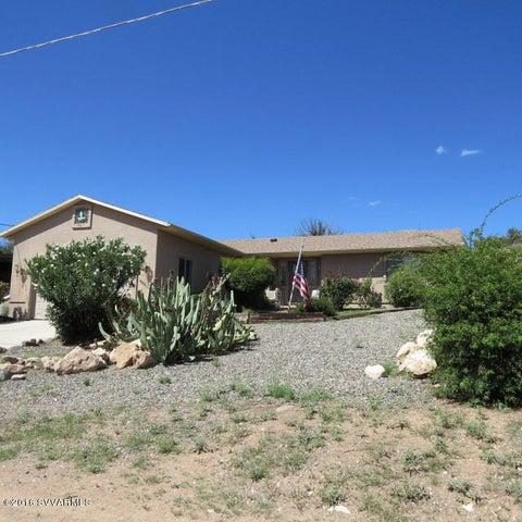 5925 N Bentley Drive, Rimrock, AZ 86335