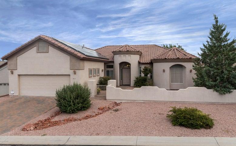 965 S Desert View Drive, Cornville, AZ 86325