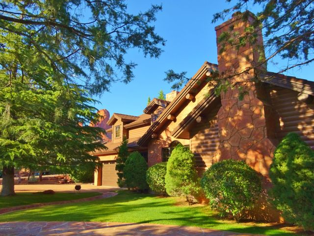 155 Canyon Shadows Drive, Sedona, AZ 86336