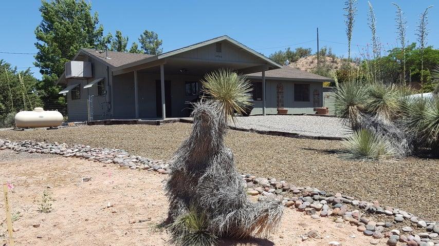 4800 E Cedar Drive, Rimrock, AZ 86335