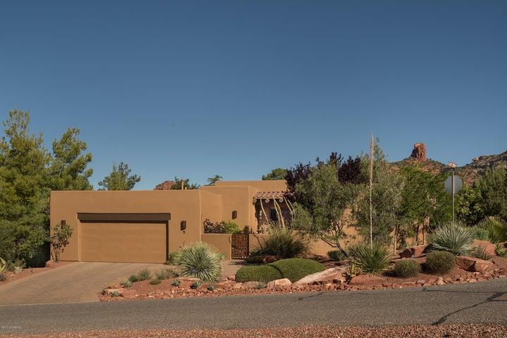 5 Cliff View Court, Sedona, AZ 86336
