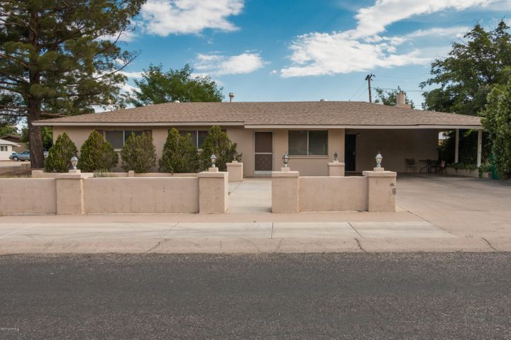 1039 E Ash Drive, Cottonwood, AZ 86326